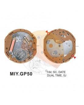 Movimiento Miyota GP50