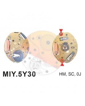 Movimiento Miyota 5Y30