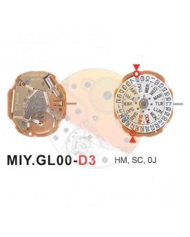 Movimiento Miyota GL00