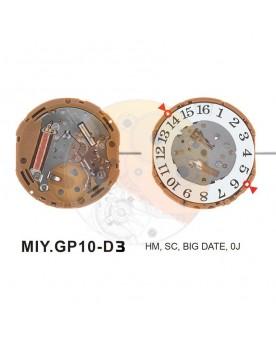 Movimiento Miyota GP10