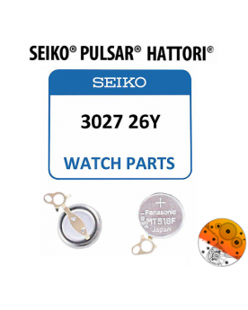 Acumulador Seiko 3027.26Y