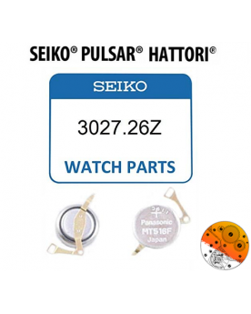 Acumulador Seiko 3027.26Z