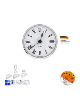 Reloj Insertar UTS Nº Romanos 85 mm