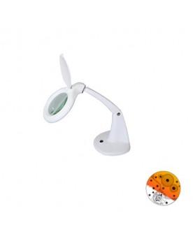 Lámpara Sobremesa 60 LEDs Lupa Bifocal 3-12...