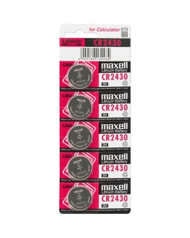 Blister Maxell CR2430