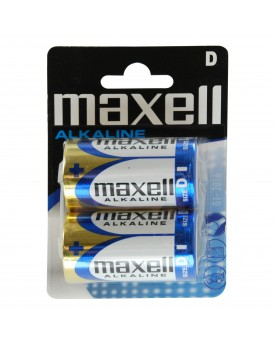 Blister Maxell LR20