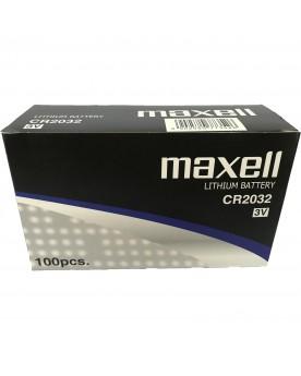 Caja 100 Uds. Maxell CR2032