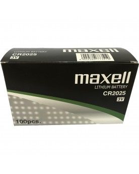 Caja 100 Uds. Maxell CR2025