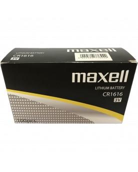 Caja 100 Uds. Maxell CR1616