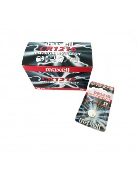 Caja 10 Uds. Maxell CR1216
