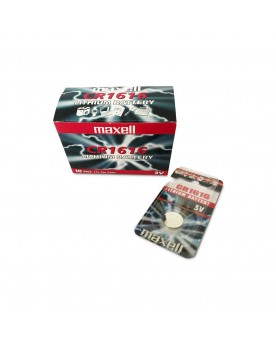 Caja 10 Uds. Maxell CR1616