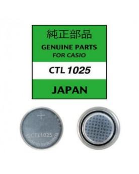 Acumulador Casio CTL 1025