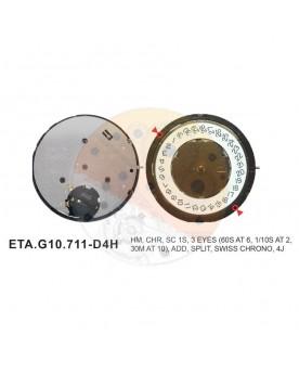 Movimiento ESA G10.712 cal.4