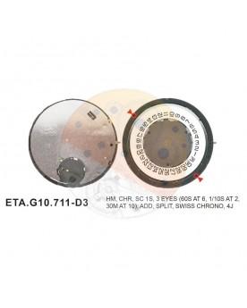 Movimiento ESA G10.712 cal.3