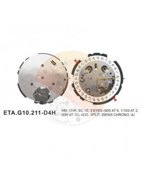 Movimiento ESA G10.212 cal.4