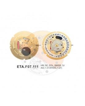 Movimiento ESA F07.111 cal.3