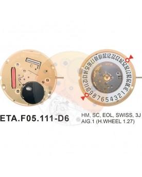 Movimiento ESA F05.111 cal.6