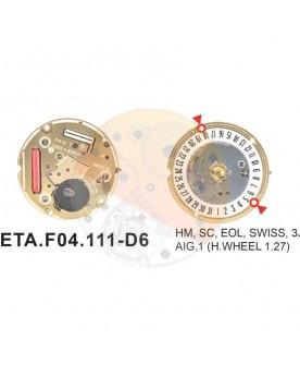 Movimiento ESA F04.111 cal.6